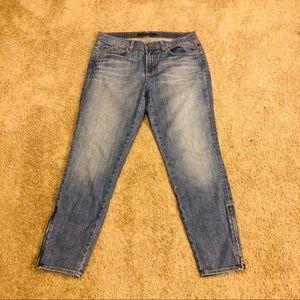 J. Brand Denim Skinny Jeans- Size 30